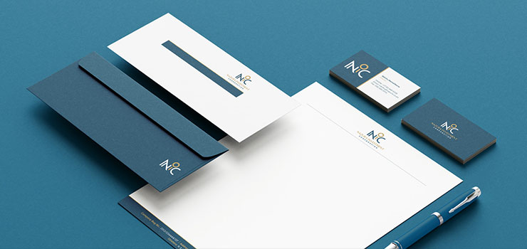 Consulting Company Stationery Design South Africa