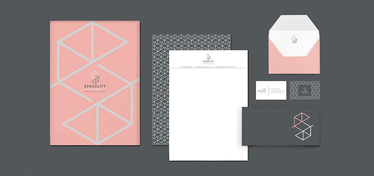 Interio Architecture Corporate Stationery Design South Africa